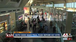 Campaigns for, against new KCI terminal enter final stretch