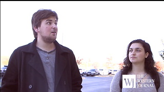 Annapolis Mall-Goers Discuss Economy and Black Friday shopping - Video