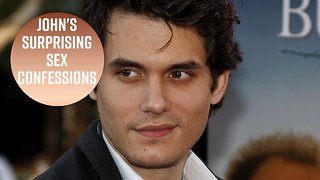 John Mayer just isn't that into hooking up anymore