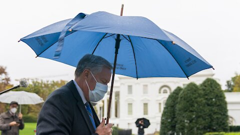 Pres. Trump's Chief of Staff: 'We're Not Going To Control Pandemic'