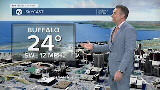 7 First Alert Weather Forecast
