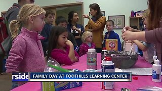 Family Day at Foothills Learning Center