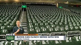 Bucks can clinch Eastern Conference Finals berth with win in Game 5 vs. Celtics