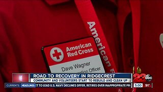 Earthquake rebuild: Road to recovery in Ridgecrest