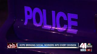 KCPD brings social workers into every division - Video