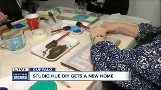 Studio Hue moves into new Downtown space