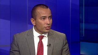 Councilman Valenzuela announces plan to run for Phoenix mayor - Video