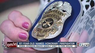 Henderson Fire Department honors