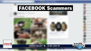 "Facebook scammers targeting ""friends"""