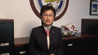 Mayor Karen Goh releases message about reopening