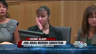 Jodi Arias wants appeal of murder conviction to be sealed - Video