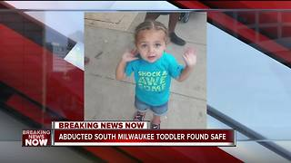 2-year-old South Milwaukee girl found in Indiana - Video