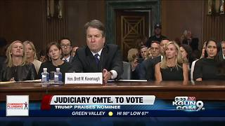 Flake to vote to confirm Kavanaugh