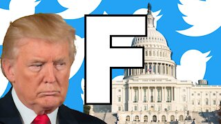 Trump Banned from Twitter and Congress Breached - My Thoughts
