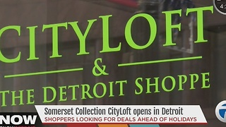 Somerset Collection CityLoft opens in Detroit - Video