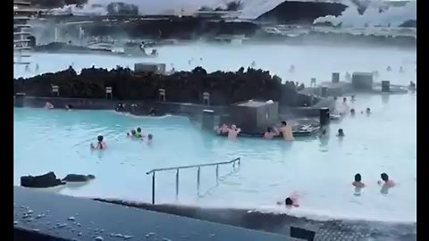 Blue Lagoon in Iceland is a MUST DO!