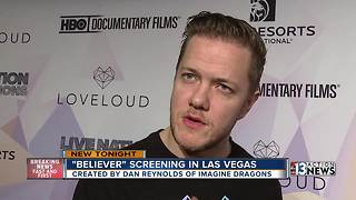 VIP Screening of HBO Documentary Film BELIEVER held in Las Vegas - Video