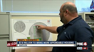 Collier County Awarded $7.8 Million for Affordable Housing Development