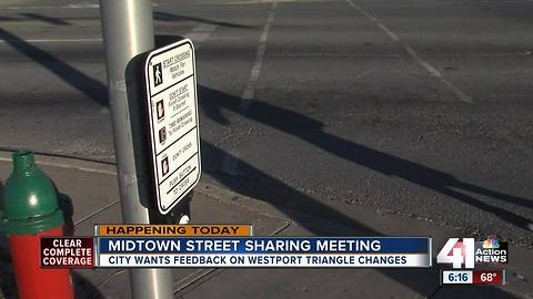 Workshop tonight to plan complete streets in Midtown Kansas City