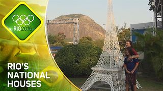Rio 2016: Introducing the games national houses - Video