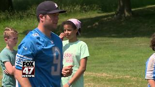 AP source: Stafford, Lions agree to $135M, 5-year extension - Video