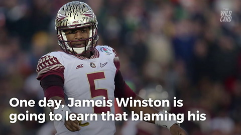 Jameis Winston Under Fire After Blaming Alcohol For Disturbing Uber Incident