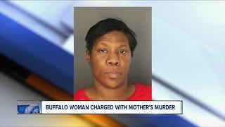 Buffalo woman accused in her mother's 2005 stabbing death - Video