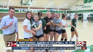 Female Athlete of the Week: Perri Starkey - Video