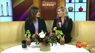 Molly and Tiffany with the Buzz for October 21! - Video