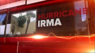 Hurricane Irma taking aim at Florida, possibly Carolinas | Monday 5AM update with Greg Dee - Video