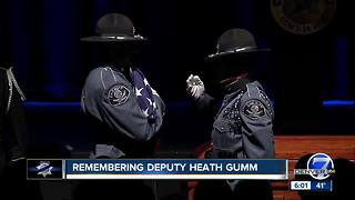 Funeral service held for Adams Co. deputy Heath Gumm - Video