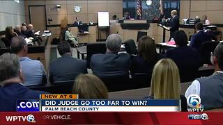 Judge Santino faces election misconduct charges - Video