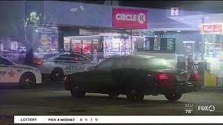 Two overnight robberies North Fort Myers