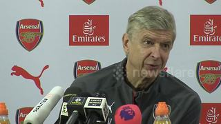 Wenger vows to replace departing players with 'top quality'
