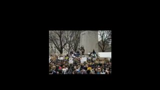Youth Climate Protesters Join Worldwide 'Strike' in Central Park March - Video