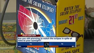 Preparing for the Solar Eclipse of 2017 - Video