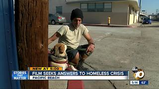 Film seeks answers to San Diego homeless crisis