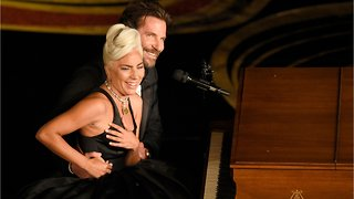 Lady Gaga Shares Sweet Message Of Encouragement From Bradley Copper