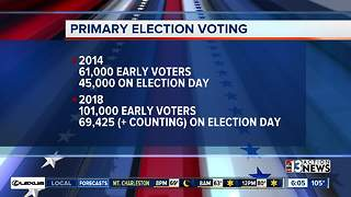 Update on Nevada Primary Election - Video