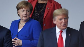 Trump Accuses Germany Of Being 'Totally Controlled' By Russia