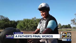 Father speaks out after son was killed in Phoenix crash involving suspected impaired driver - Video