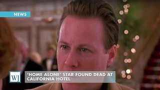 'Home Alone' Star Found Dead At California Hotel - Video