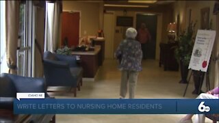 Letter Writing Campaign for Nursing Homes