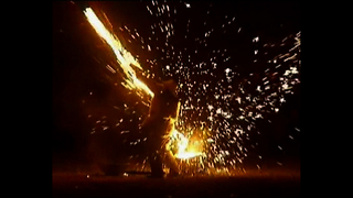 Molten Iron Throwing - Video