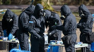 UK Officials Reportedly Think GRU Agents Behind Salisbury Poisoning - Video