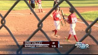 Sabino Canyon 8-10 year old Little Leaugers win District 5 Title - Video