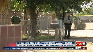 County and city's tactics for monitoring homes differ