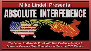 Mike Lindell's Absolute Interference Blows The 2020 Fraudulently Certified Election Wide Open!