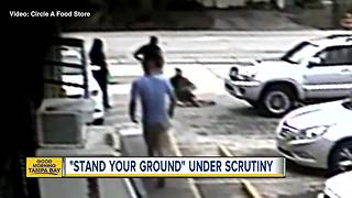 'Stand Your Ground' law under scrutiny - Video