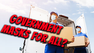 Massive Waste of Taxpayer Money: Biden Administration Considers Sending EVERY American A Mask